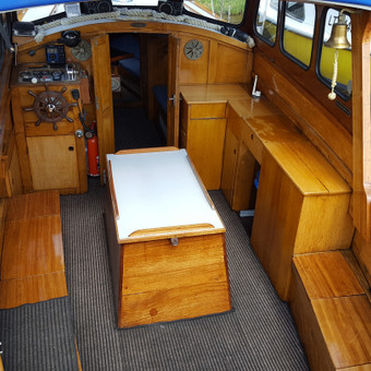 Laivo, jachtos nuoma / Tadas / Darbų pavyzdys ID 208575