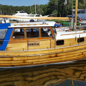Laivo, jachtos nuoma / Tadas / Darbų pavyzdys ID 208577