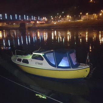 Laivo, jachtos nuoma / Tadas / Darbų pavyzdys ID 208579