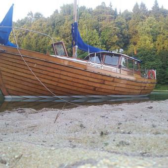 Laivo, jachtos nuoma / Tadas / Darbų pavyzdys ID 208581