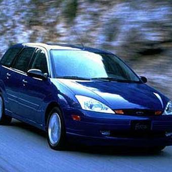 Ford Focus 2002 (diesel mechanika)