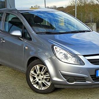Opel Corsa 2010 (diesel mechanika)