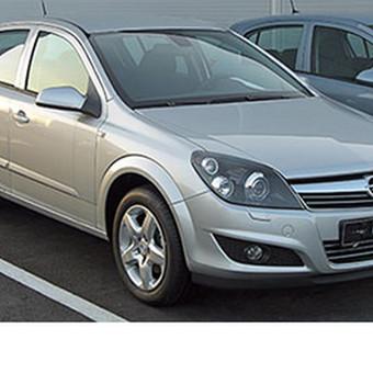 Opel Astra (diesel mechanika)