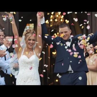 Ingos ir Mariaus vestuvių trailer
