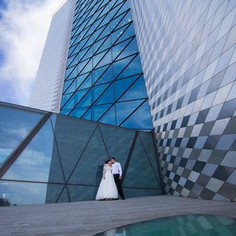 vestuvės fotosesija