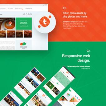 Profesionalus Dizainas / Logotipai / UI/UX / HTML5 Banneriai / Tomas Korsakas / Darbų pavyzdys ID 211937