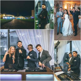 Rudeninės spalio mėnesio vestuvės su Gintare ir Žydrūnu