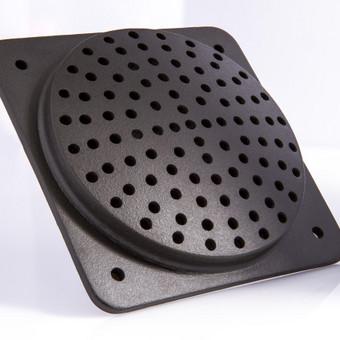 Vacuum casting ir didelio formato tikslus 3D spausdinimas / eleganttech / Darbų pavyzdys ID 213255