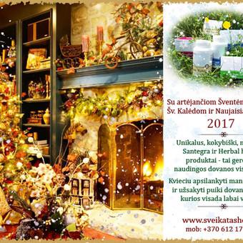 Prekyba Santegros maisto papildais / Alla Nekrasova / Darbų pavyzdys ID 213325