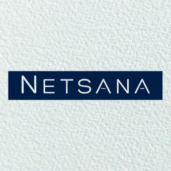 Netsana logotipas