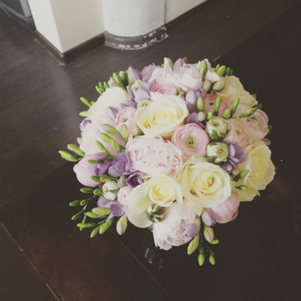 Vestuvinė floristika / Arina / Darbų pavyzdys ID 213583