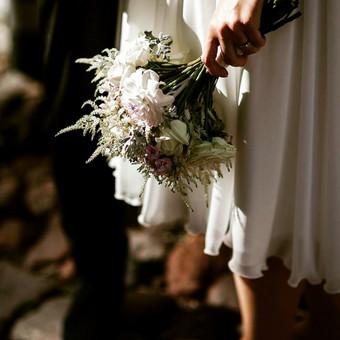Vestuvinė floristika / Arina / Darbų pavyzdys ID 213701
