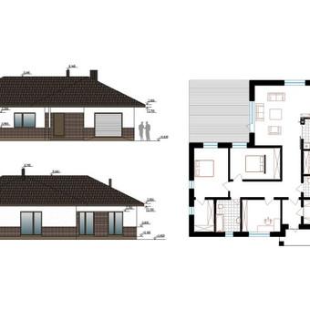 Architektas, projektavimas / Laura / Darbų pavyzdys ID 213781