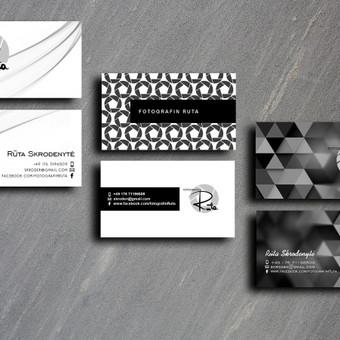 Grafikos dizainas / Vida Truikyte / Darbų pavyzdys ID 214055