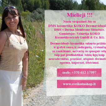 Hyalurono liposomų Plus koncentratas / Alla Nekrasova / Darbų pavyzdys ID 214135