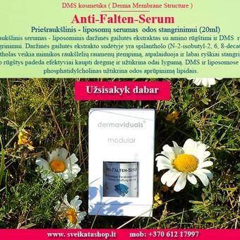 Hyalurono liposomų Plus koncentratas / Alla Nekrasova / Darbų pavyzdys ID 214143