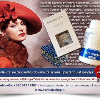 Hyalurono liposomų Plus koncentratas / Alla Nekrasova / Darbų pavyzdys ID 214169