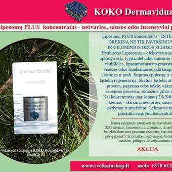 Hyalurono liposomų Plus koncentratas / Alla Nekrasova / Darbų pavyzdys ID 214181