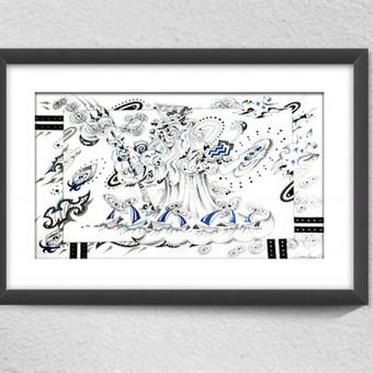 Dailininkas / Grafikos dizaineris / Laura / Darbų pavyzdys ID 214359