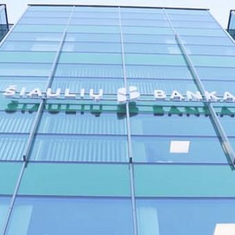 Projektas - Šiaulių bankas