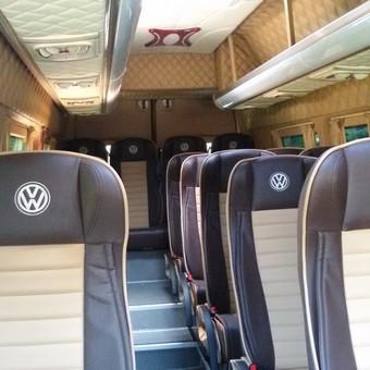 """Mikroautobusų nuoma su vairuotoju įvairioms progoms / UAB """"Balti mikroautobusai"""" / Darbų pavyzdys ID 215281"""