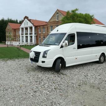 """Mikroautobusų nuoma su vairuotoju įvairioms progoms / UAB """"Balti mikroautobusai"""" / Darbų pavyzdys ID 215285"""