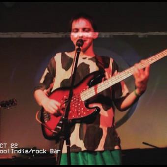 Arklio Galios stilizuotas live pasirodymas iš Liverpool baro Vilniuje