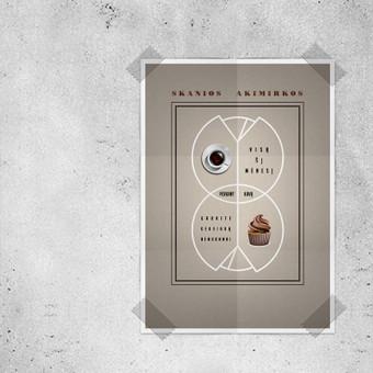Grafikos dizainas / Vida Truikyte / Darbų pavyzdys ID 218919