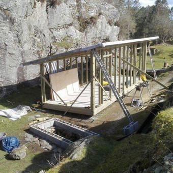 Statybos darbai / Eugenijus Keturakis / Darbų pavyzdys ID 220409
