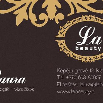 "Kosmetologė Laura. Grožio studija ""La Beauty"" Klaipėdoje."