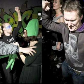 teminis reivo vakarėlis
