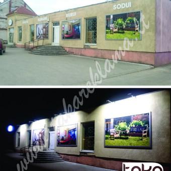 Reklamos Gamyba, Automobilių apklijavimas, Fototapetai / Taka Reklama / Darbų pavyzdys ID 221205