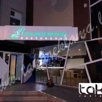Reklamos Gamyba, Fototapetai / Taka Reklama / Darbų pavyzdys ID 221207
