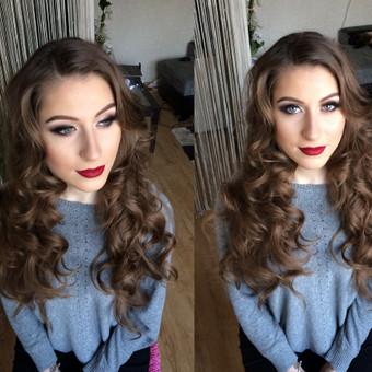 """""""Silvija MUA Make Up & Hairstyles""""  - MAKIAŽAI ir ŠUKUOSENOS / Silvija / Darbų pavyzdys ID 222021"""