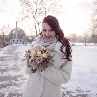 Vestuvės. Fotosesija