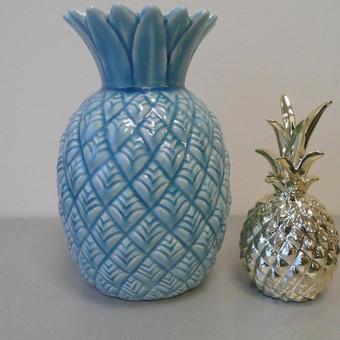 """Nuostabi vaza """"ananasas"""" , turime 2 vnt."""
