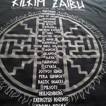 Šilkografinė spauda ant marškinėlių