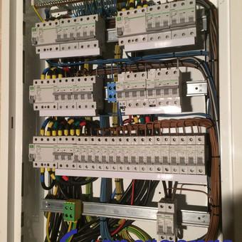 Elektros instaliacijos / Henrikas Pabedinskas / Darbų pavyzdys ID 227659