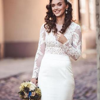 Vestuvinių ir proginių suknelių siuvimas ir taisymas / Larisa Bernotienė / Darbų pavyzdys ID 228301