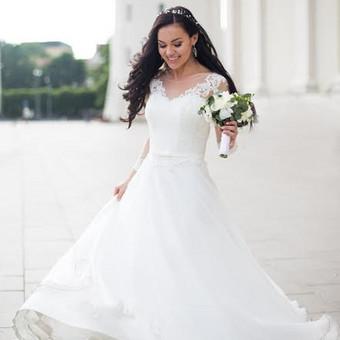 Vestuvinių ir proginių suknelių siuvimas ir taisymas / Larisa Bernotienė / Darbų pavyzdys ID 228309