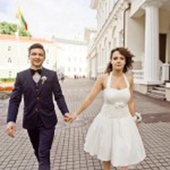 Vestuvinių ir proginių suknelių siuvimas ir taisymas / Larisa Bernotienė / Darbų pavyzdys ID 228347