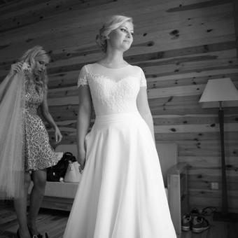 Vestuvinių ir proginių suknelių siuvimas ir taisymas / Larisa Bernotienė / Darbų pavyzdys ID 228349