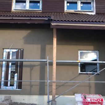 Statybos darbai klaipedoje kretingoje / Vidas Vidauskas / Darbų pavyzdys ID 228487