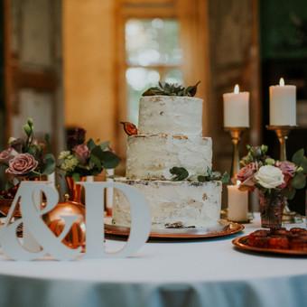 Desertų stalas Dekoras: dkdizainas.lt Foto: Couple Cups Vitea: Jakiškių dvaras