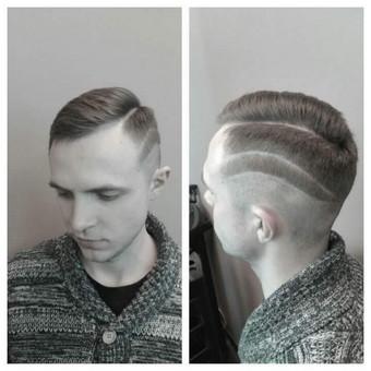 Kirpėjas, meistras, plaukų stilistas / Ramunė Chochlovaitė / Darbų pavyzdys ID 229495