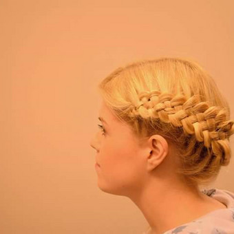 Kirpėjas, meistras, plaukų stilistas / Ramunė Chochlovaitė / Darbų pavyzdys ID 229501