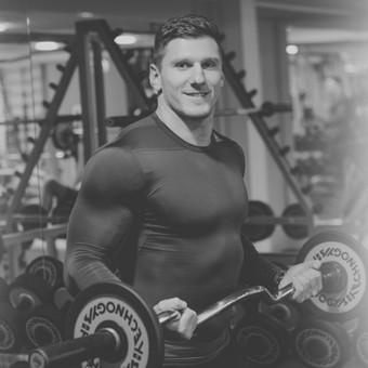 Asmeninis sporto treneris Vilniuje / Karolis Beručka / Darbų pavyzdys ID 229617