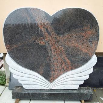 Paminklas širdis