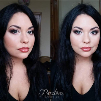 Vizažistė / Ramunė Pandora Make Up / Darbų pavyzdys ID 230361