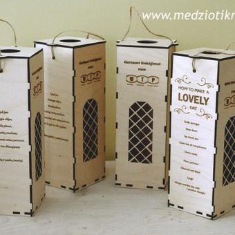 Dėžučių gamyba